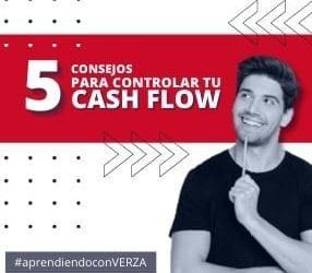 5 Consejos para Controlar tu Cash Flow